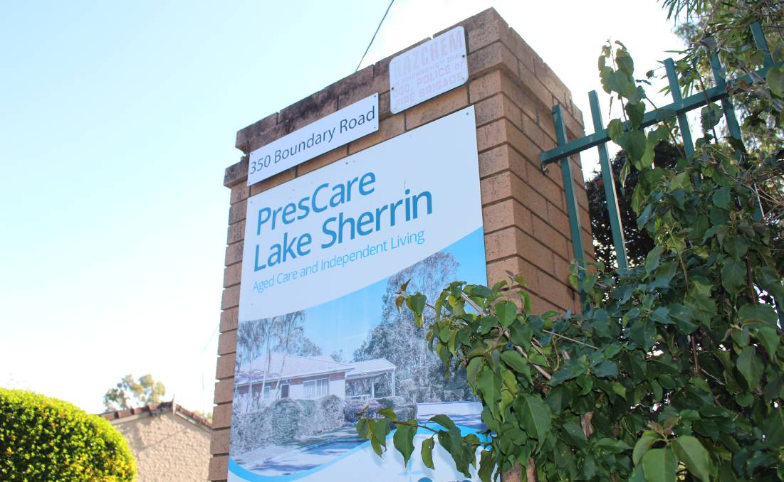 FOR SALE: PresCare's Lake Sherrin facility is up for sale, along with six other facilities.