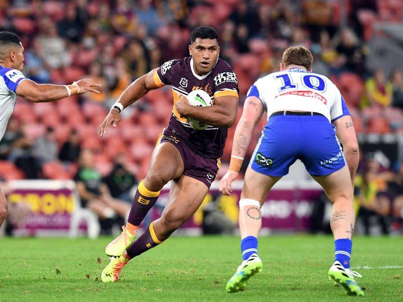 Tevita Pangai Jr has been booted out of the NRL bubble and hit with a big fine.