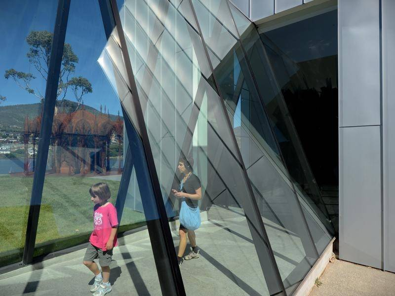 Hobart's Museum of Old and New Art will reopen on Boxing Day after closing in March.