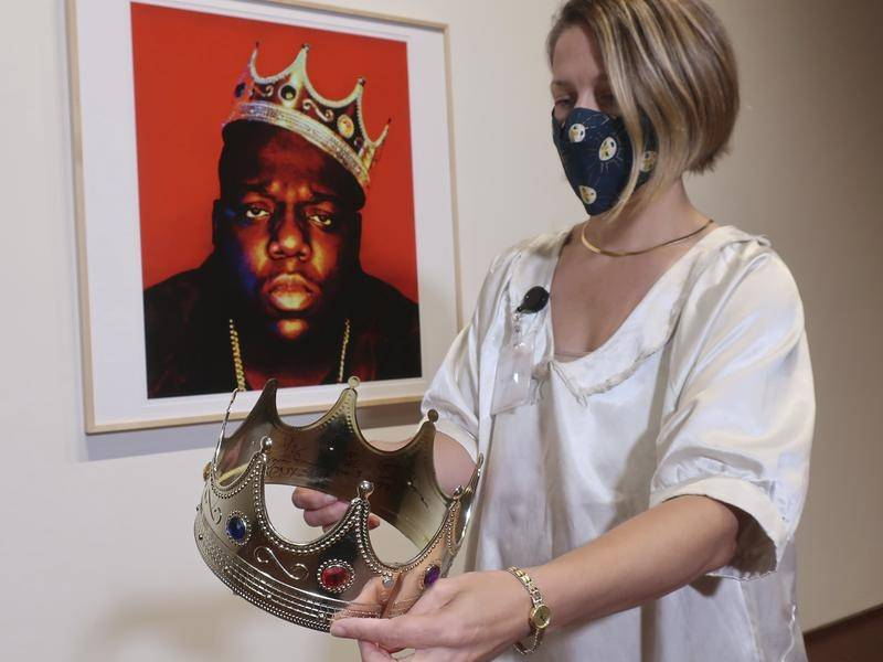 The crown for Biggie Smalls'